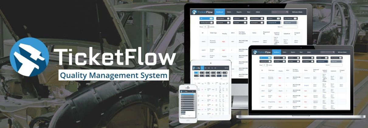 TicketFlow - Quality Lab
